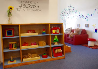 Cosy classrooms ready to inspire learning