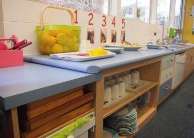Cedars Practical Life kitchen