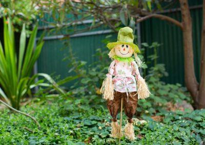 Oxford scarecrow
