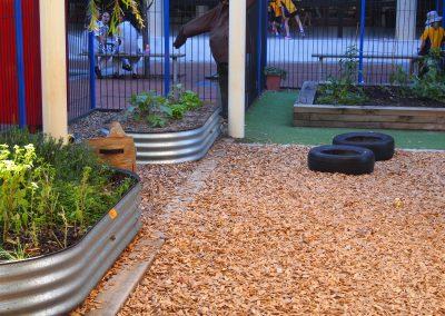 Chancery Lane garden