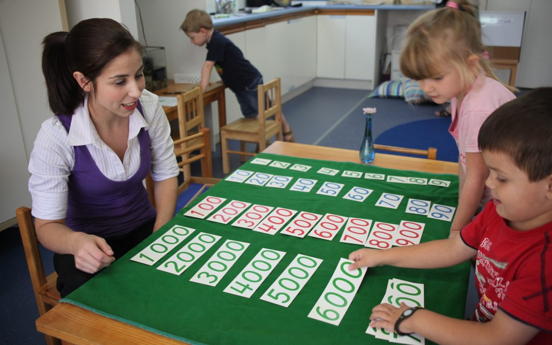 Supporting Numeracy at Home!