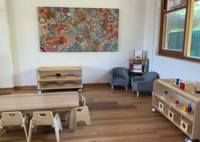 Stunning classrooms for our little learners